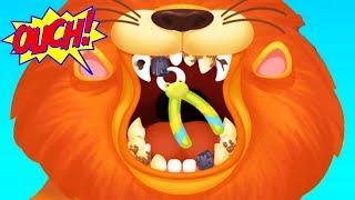 Fun Animal Doctor Games Kids Care Animals Jungle Doctor