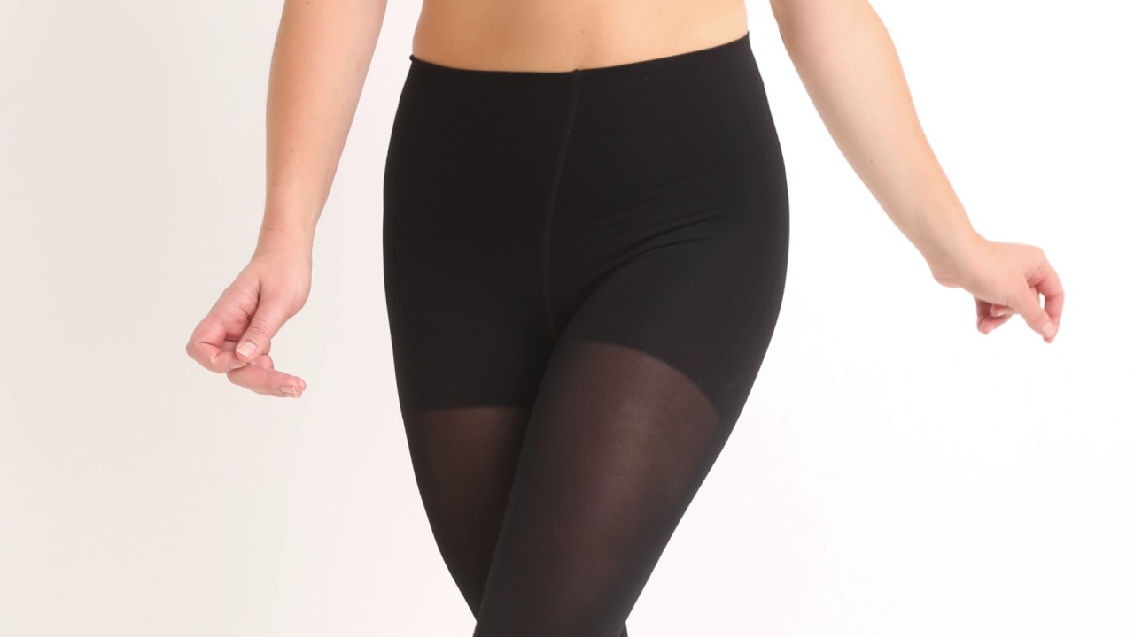 8db77b1c0c8bdb The Anti Cellulite Secret Weapon - Beauty Tights by Item m6 - YouTube