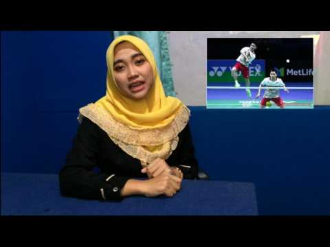News Casting Competition FBB 2017 (Tiffana Nurrunnada Aini / Universitas Negeri Malang)