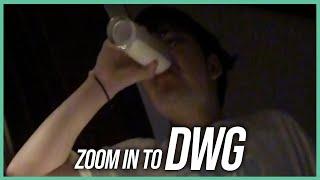 ZOOM IN TO DWG 월즈 여정기 EP.5 담원의 음식 선호 '특' 편
