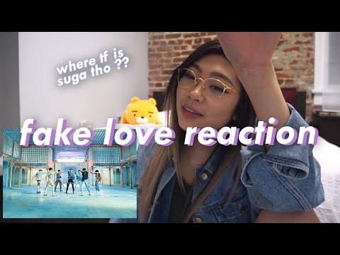 #BTS (방탄소년단) 'FAKE LOVE' MV...