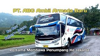 Bis Mania    Bus ABG Yang Baru Sudah Ber Operasi Untuk Pertama Kalinya.