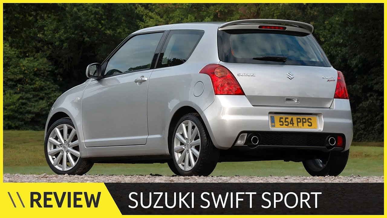 2013 Suzuki Swift Sport 16 Car Review Youtube