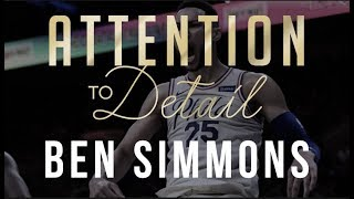 How Ben Simmons Won Rookie of the Year! (Attention to Detail)