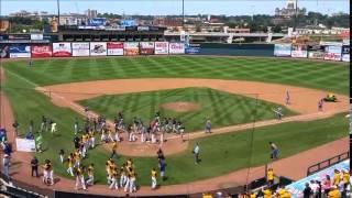 Clear Lake & Newman 2015 State Baseball Champions