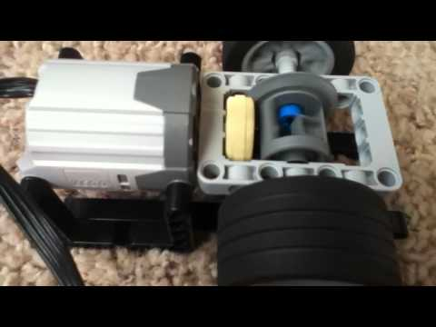 Lego Technic Compact Limited-Slip Differential