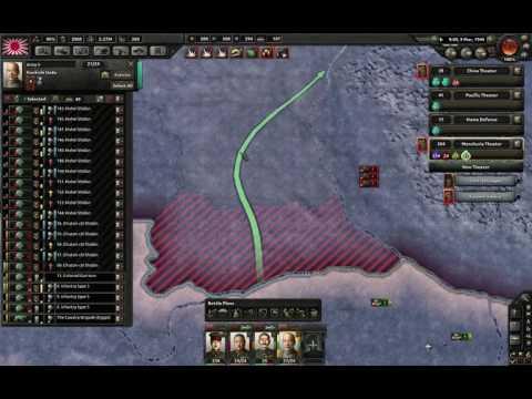 Hearts of Iron 4 - El temeroso asalto a Vladivostock (Japón 36') [Parte 22]