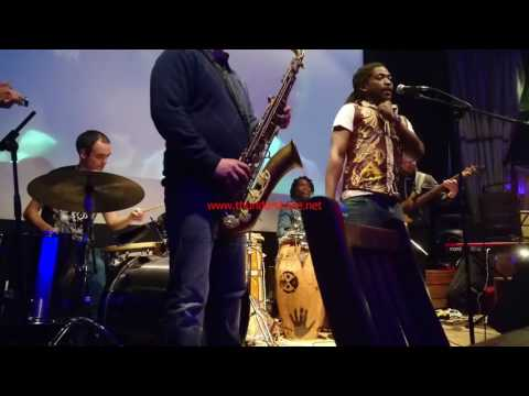 Zimo Wago Perfomed live @Hackney Empire by Nelson & Friends!