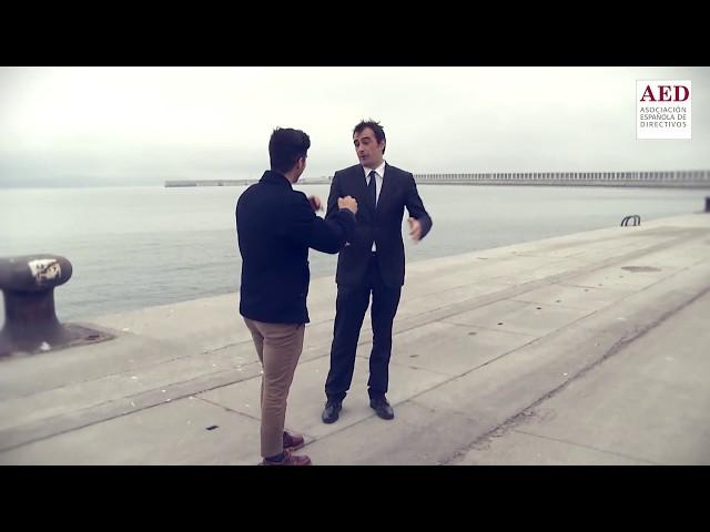 Directivos por un día con Juan Diego Pérez Freire (Puerto A Coruña)