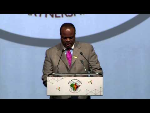 Opening Statement by His Majesty King Mswati III, King of Swaziland