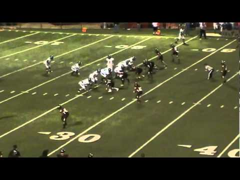DeAndre Turner-Fults, RB #21, Senior Year (2011-2012), Chapin High School