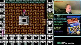 NES Challenge: The quest to beat all licenced NES games. Game #17: Blaster Master(part 4)