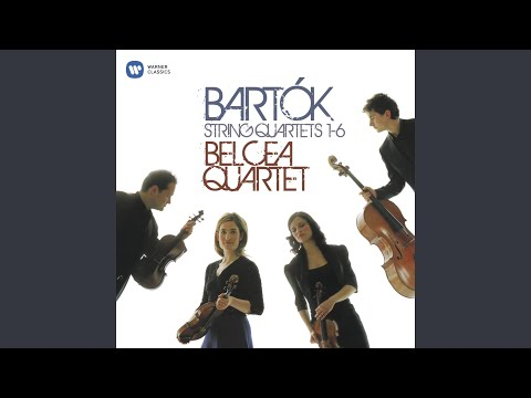 String Quartet No.1, Sz.40: III. Allegro Vivace