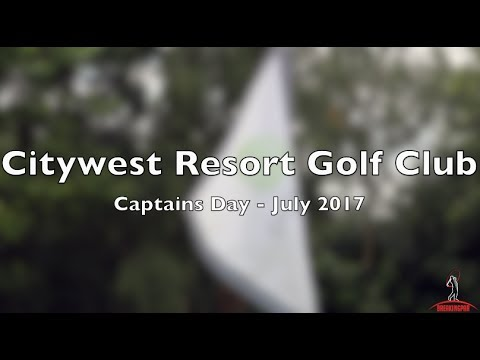 Citywest Resort G.C. - Captains Day, July 2017