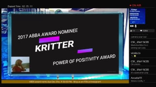 List Wits Game Show - 1/3/17 - ABBA Award Nominations Announced