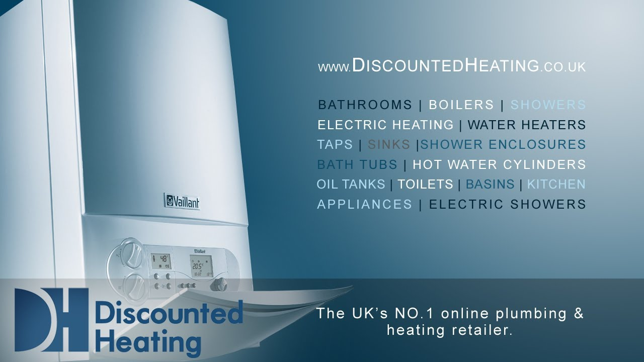 Boilers at DiscountedHeating.co.uk - YouTube