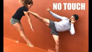 5 BEST WAYS TO WIN EVERY STREET FIGHT   No Contact Fighting   PARKOUR
