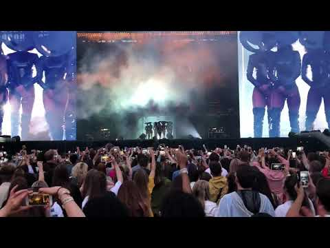 BEYONCÉ   Formation [Live at Glasgow OTR II World Tour 2018]