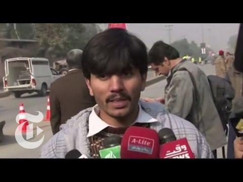 Survivors Recount Pakistan School Attack   The New York Times
