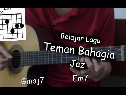 Belajar Gitar (Teman Bahagia - Jaz)