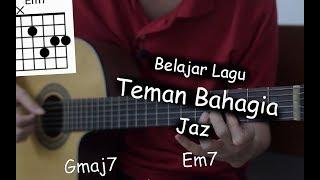 Download Lagu Belajar Gitar (Teman Bahagia - Jaz) Mp3
