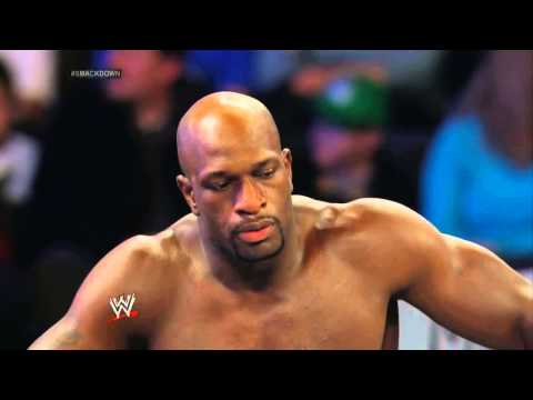 Prime Time Players break up (Titus O'Neil turns heel) 1/31/14