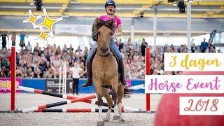 EEN GEHEIM VERTELLEN OP HORSE EVENT!   felinehoi VLOG #132