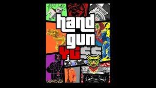 YG - Handgun ft. A$AP Rocky  (Lyric Video)