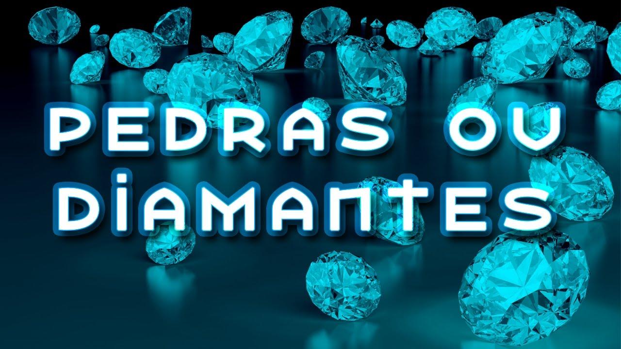 Resultado de imagem para imagem Pedras ou Diamantes