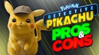 Pokémon Detective Pikachu PROS & CONS Review