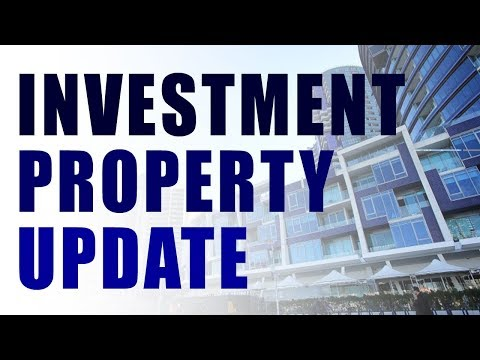 Investment Property Update