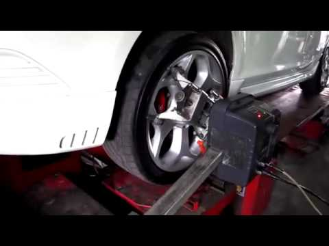 Wheel Alignment for Ford Focus 2 mov
