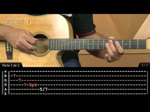 Aí Já Era - Jorge e Mateus (aula de violão completa)