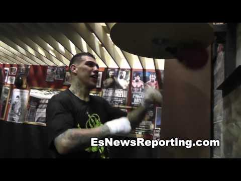 what oscar de la hoya said about gabe rosado EsNews
