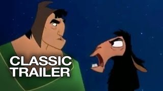The Emperor's New Groove (2000) Official Trailer #1 - John Goodman Movie HD