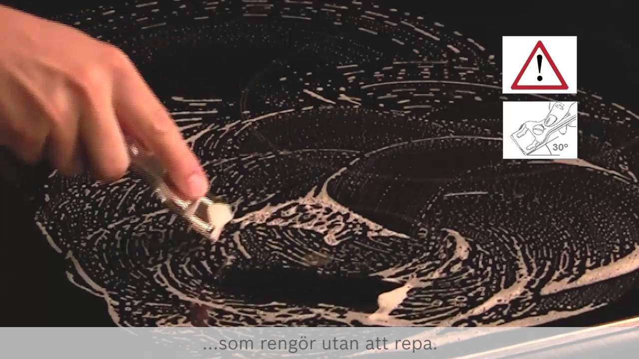 Inredning induktionshäll test : Hur rengör jag en keramisk häll? - YouTube