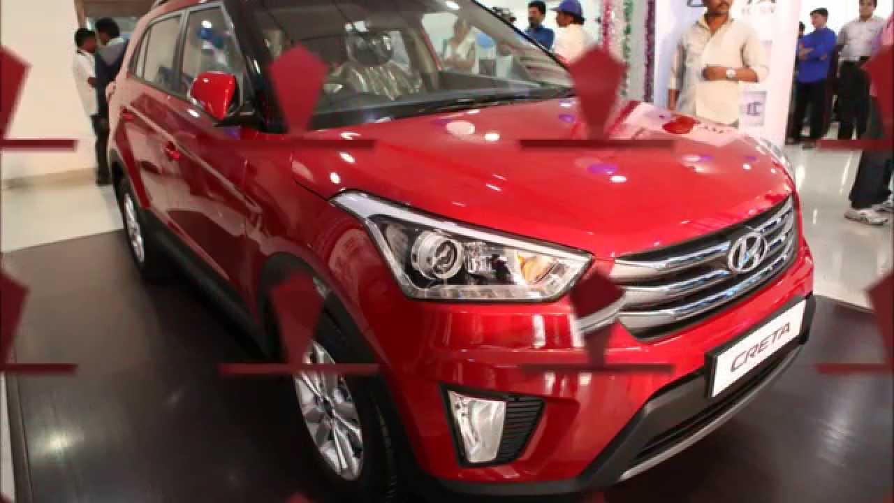 Hyundai Creta Exterior Review Specs Features Price At Rs 8 59 Lakhs