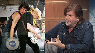 Tex Perkins on why bleeding on stage was on his Rock & Roll bucket list