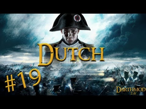 Napoleon Total War: Darthmod - Dutch Campaign Part 19 ~ Swedish Defence!