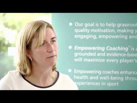 Empowering Coaching - Marianne Spacey, The Football Association
