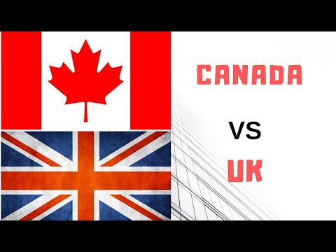 LIVING IN CANADA VS LIVING IN THE UK| MY EXPERIENCE