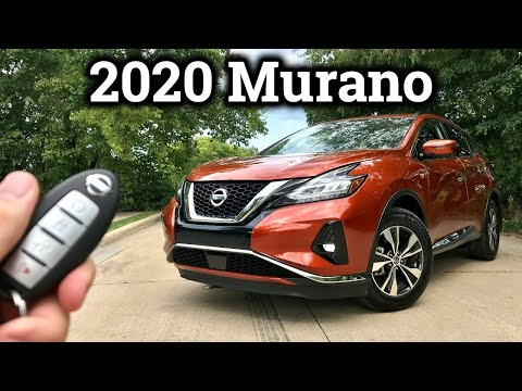 Detailed 2020 Nissan Murano Review With Trim Comparisons