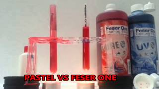 Feser One VS Pastel (short)  Feser-One always stays cool - We don't jump away from the heat -
