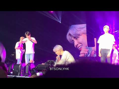 190323 So What BTS(방탄소년단) Love Yourself Tour In Hong Kong Fancam