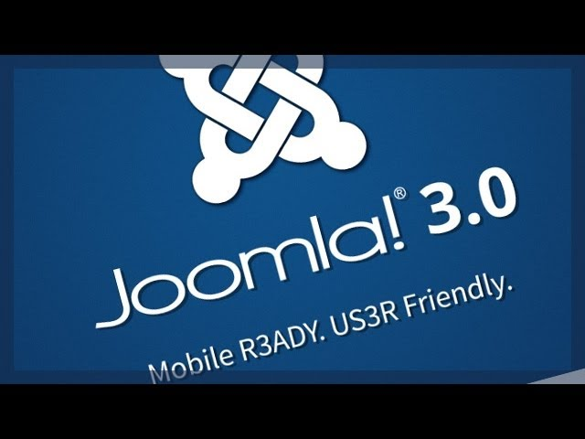 Joomla mobile app