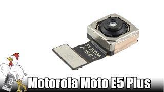 Guía del Motorola Moto E5 Plus: Cambiar cámara trasera