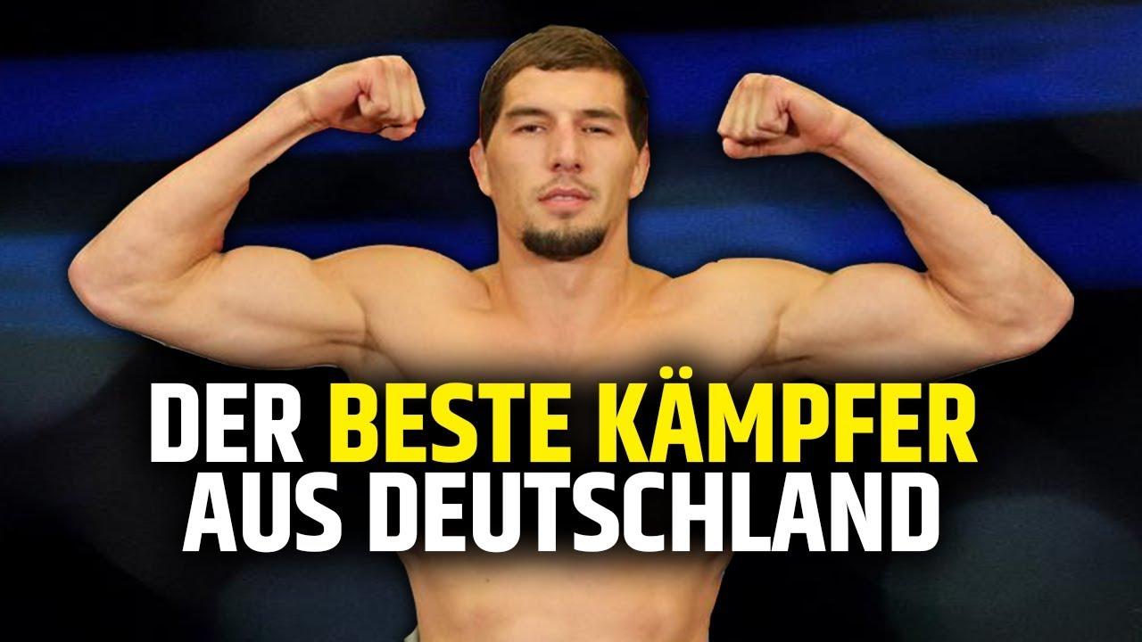 Mma Kämpfer Deutschland