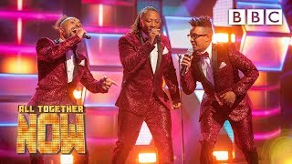 SMOOTH Southern Flavor boogie into the final three! - BBC All Together Now 🎤