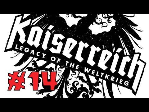 Hearts of Iron IV: KAISERREICH MOD! - Canada - Part 14
