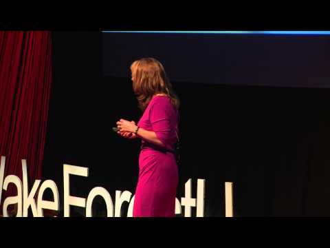 Connect your community's dots: Doris Paez at TEDxWakeForestU